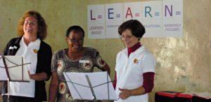 Kidz at Heart Team talks about Africa Teacher Training
