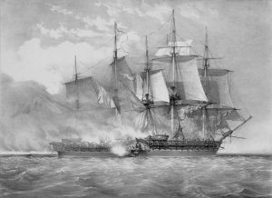 War of 1812: Telling a 19th Century Story with 21st Century Technology