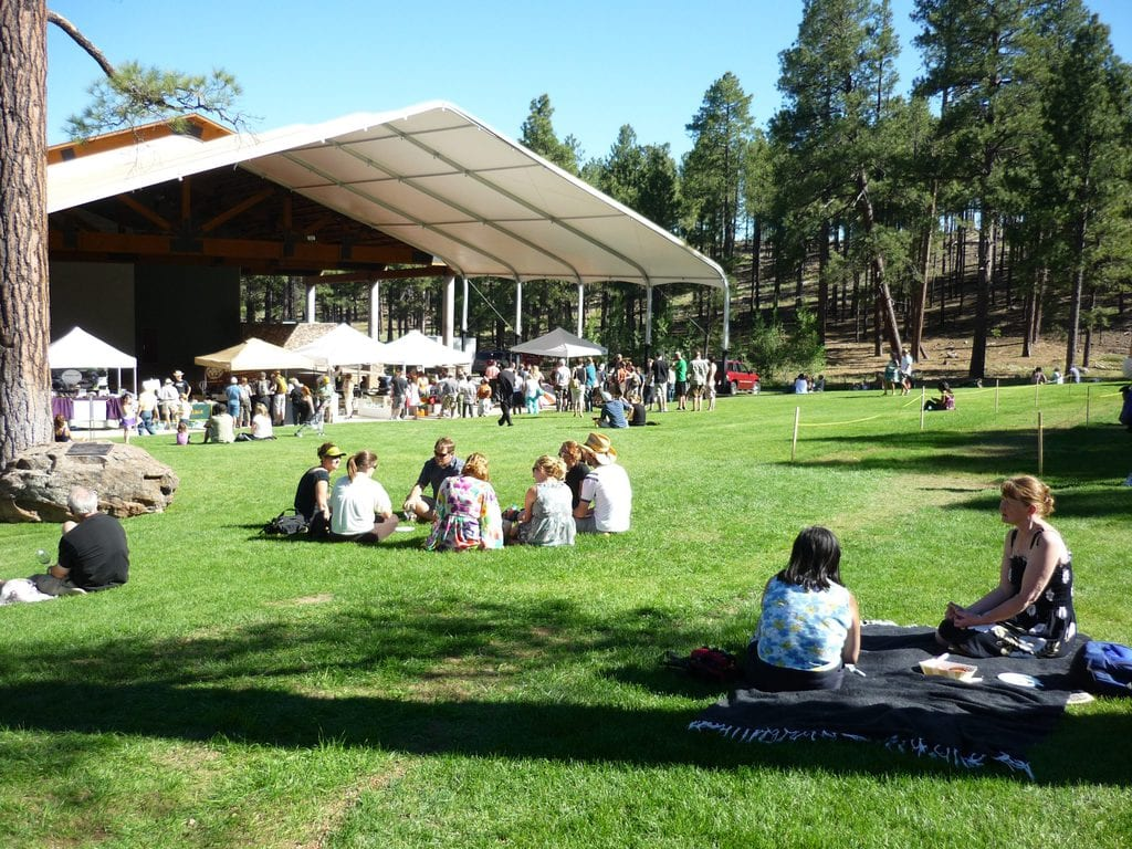 Experience Opulence at Flagstaff Wine & Food Festival