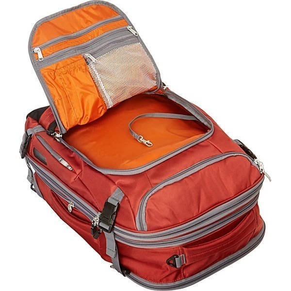 Best bag for Spring Break converts from suitcase to backpack
