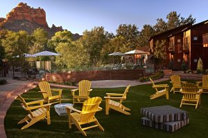 Relax and recharge in scenic Sedona during the hectic holidays with Klimpton special package