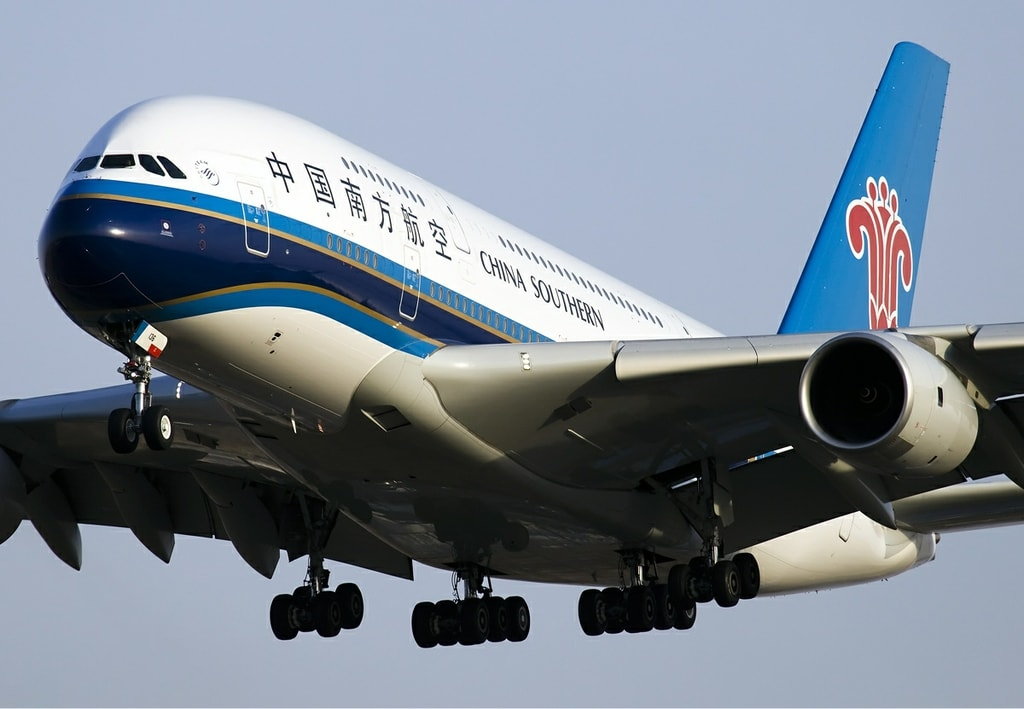What is it like to fly Business Class with China Southern?