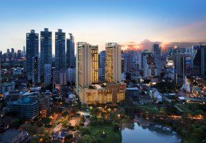 Two New Dramatic Destination Hotels Bangkok