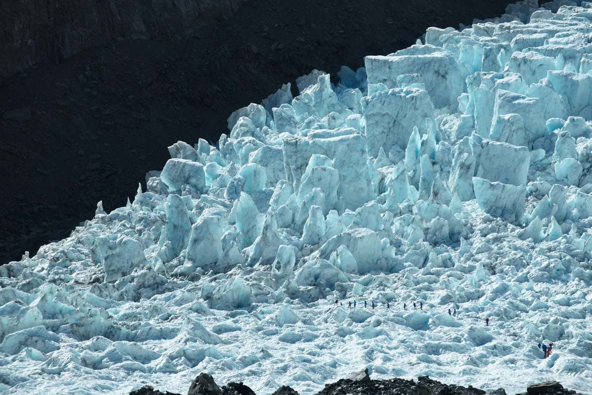 Franz Joseph Glacier Hiking: Not just for kids anymore
