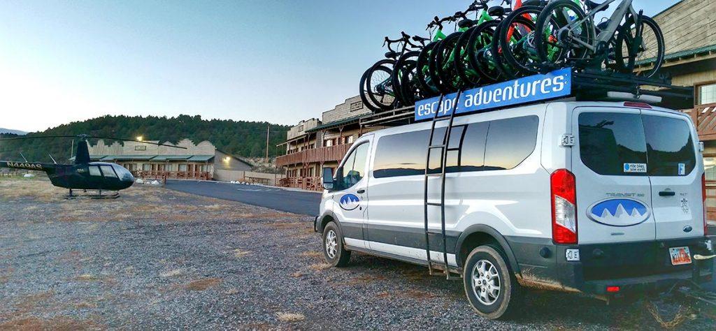 Escape Adventures electric bike tour