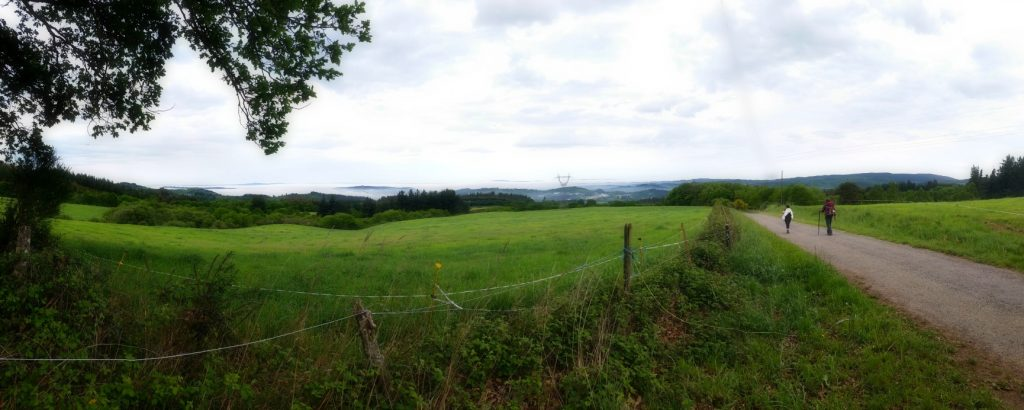 Asturian countryside near Lugo, Spain