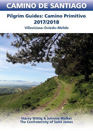 Cover of Camino Primitivo Guide Book