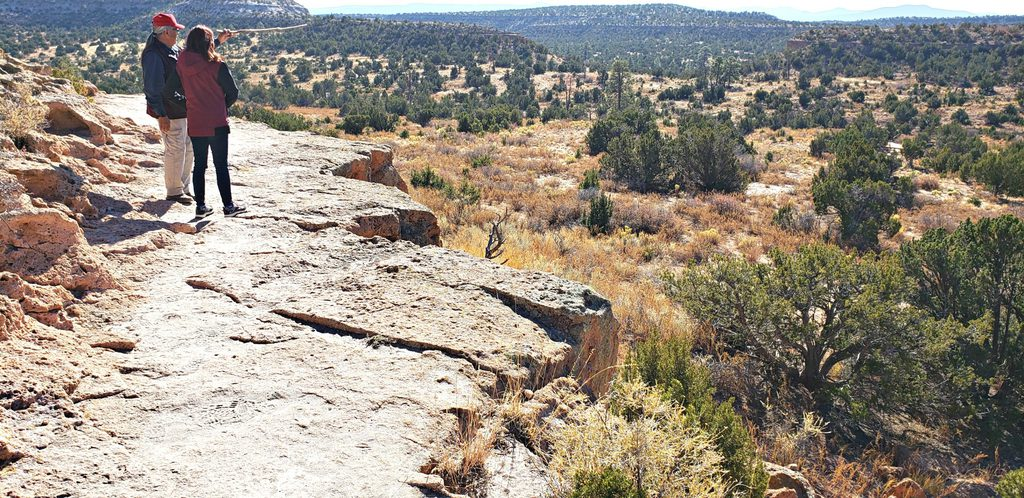Passport to Pueblo Country: Your Ticket to Tsankawi Trail and San Ildefonso Pueblo