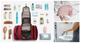 Top Hanging Travel Organizer Including Best Toiletry Bags for Backpacking
