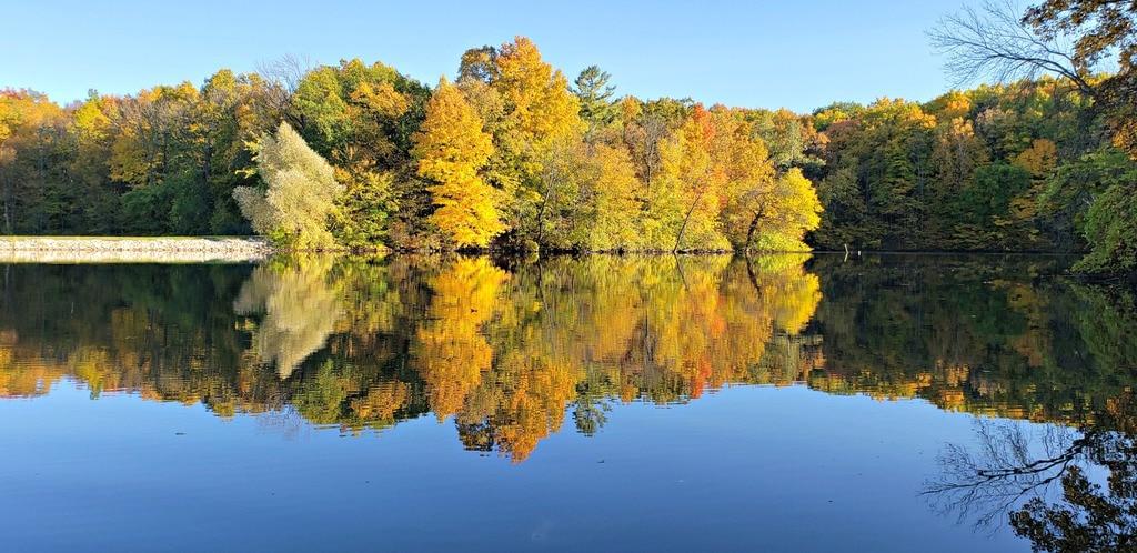 DAY SIX of Wisconsin Camino: Holy Resurrection Monastery to Glenbeulah