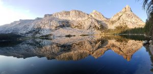 Backpacking Tuolumne Meadows to Amazing Young Lakes Yosemite